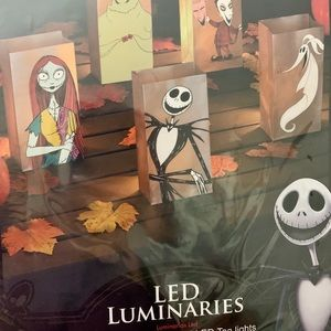 LED luminaries